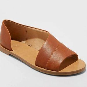 women lissa wide width asymmetrical slide sandals